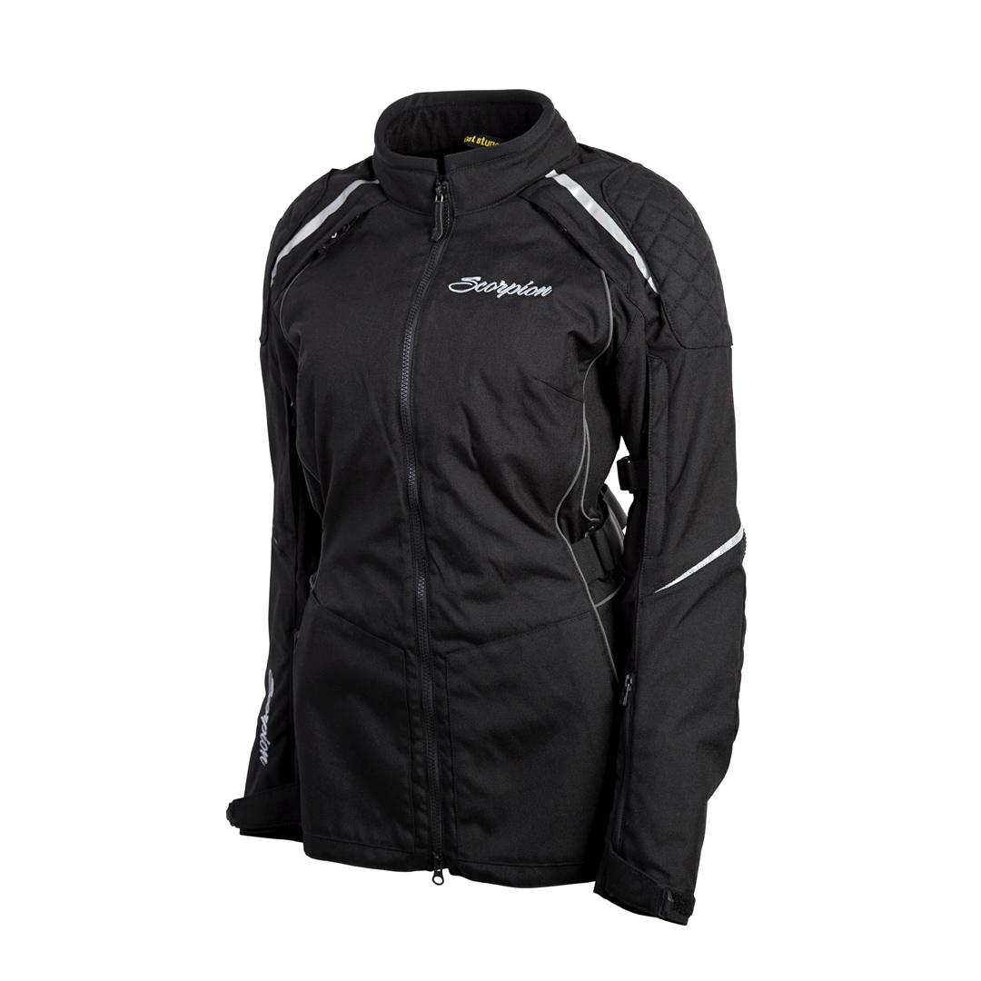 Scorpion EXO Women's Zion Black Jacket
