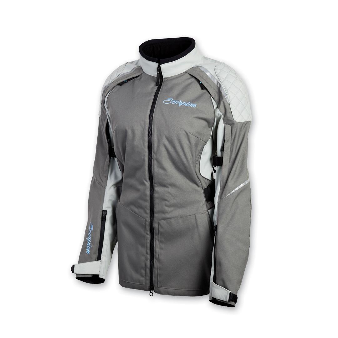 Scorpion EXO Women's Zion Gray Jacket