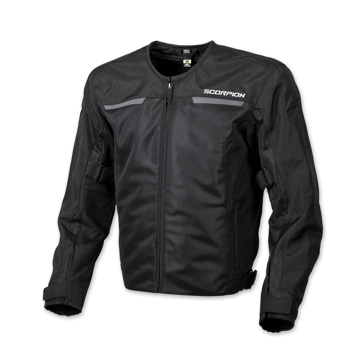 Scorpion EXO Men's Drafter II Black Mesh Jacket