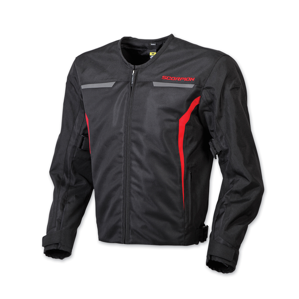 Scorpion EXO Men's Drafter II Red Mesh Jacket
