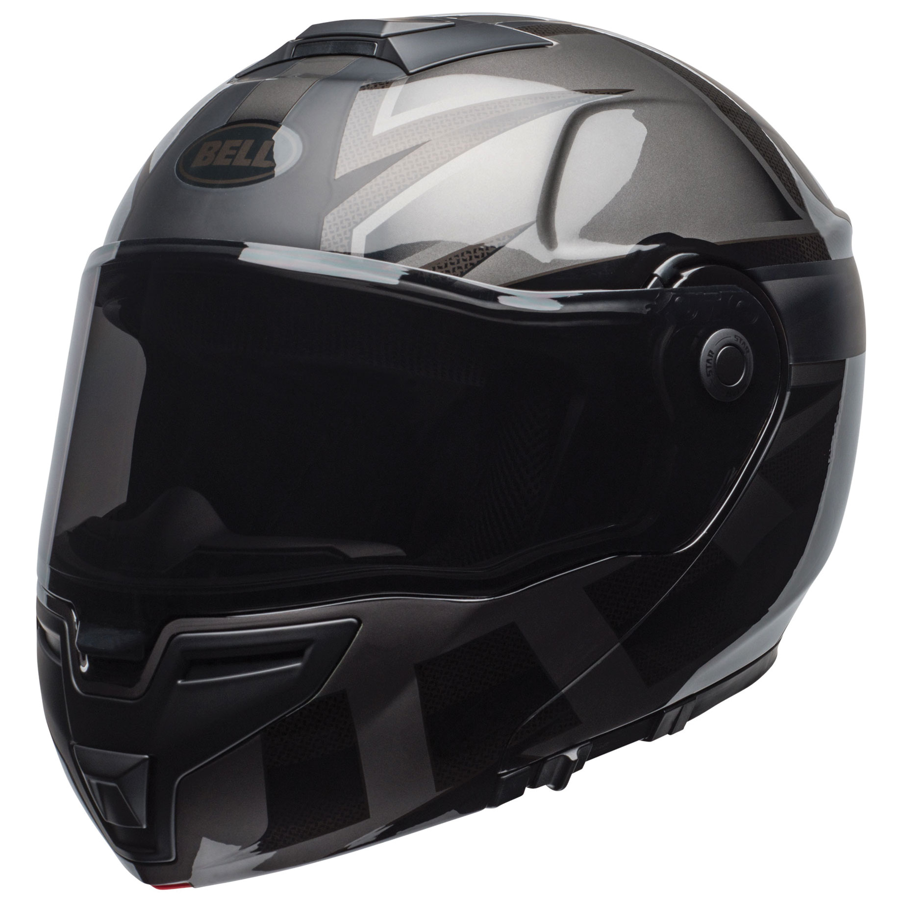 Bell SRT Blackout Predator Modular Helmet