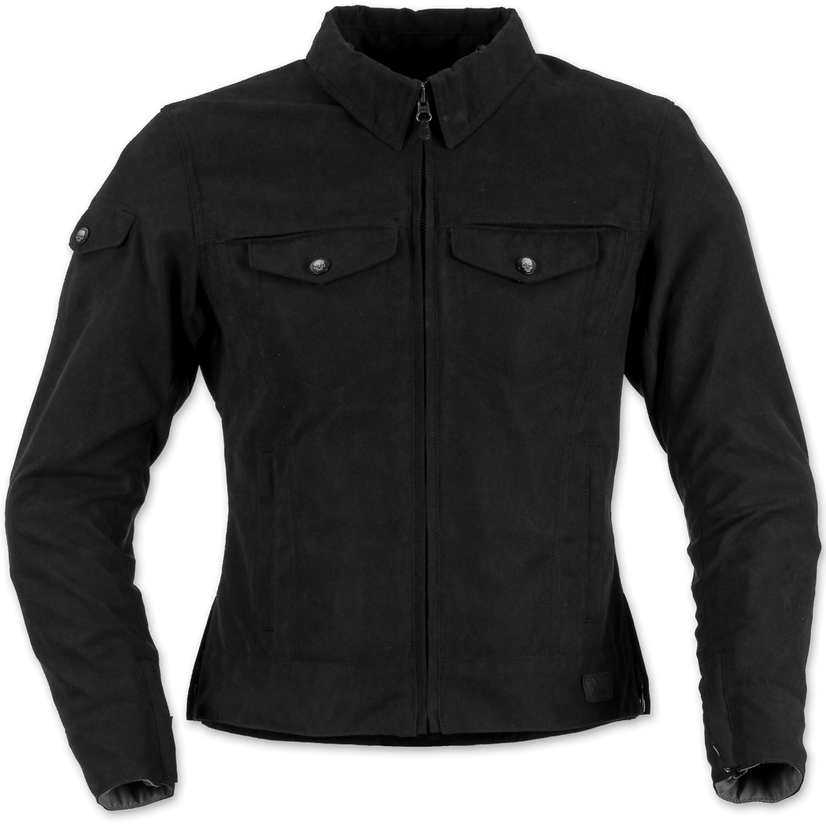 Black Brand Women's Roxxy Black Jacket