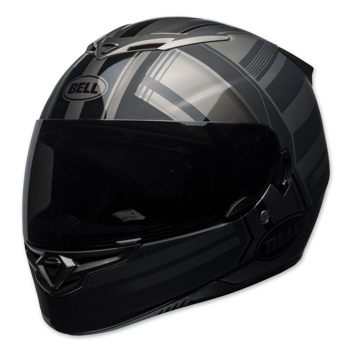 Bell RS-2 Tactical Black/Titanium Full Face Helmet