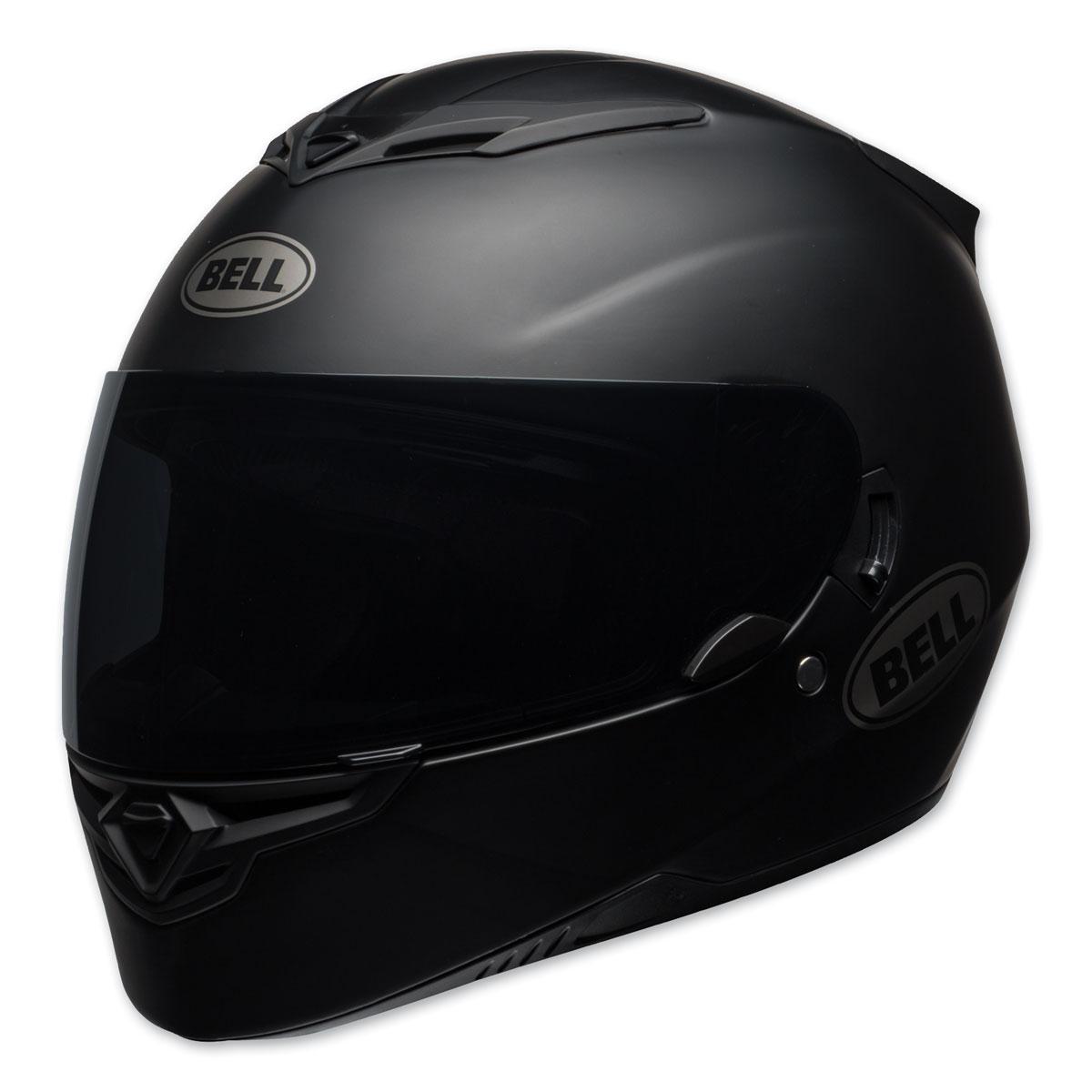 Bell RS-2 Matte Black Full Face Helmet