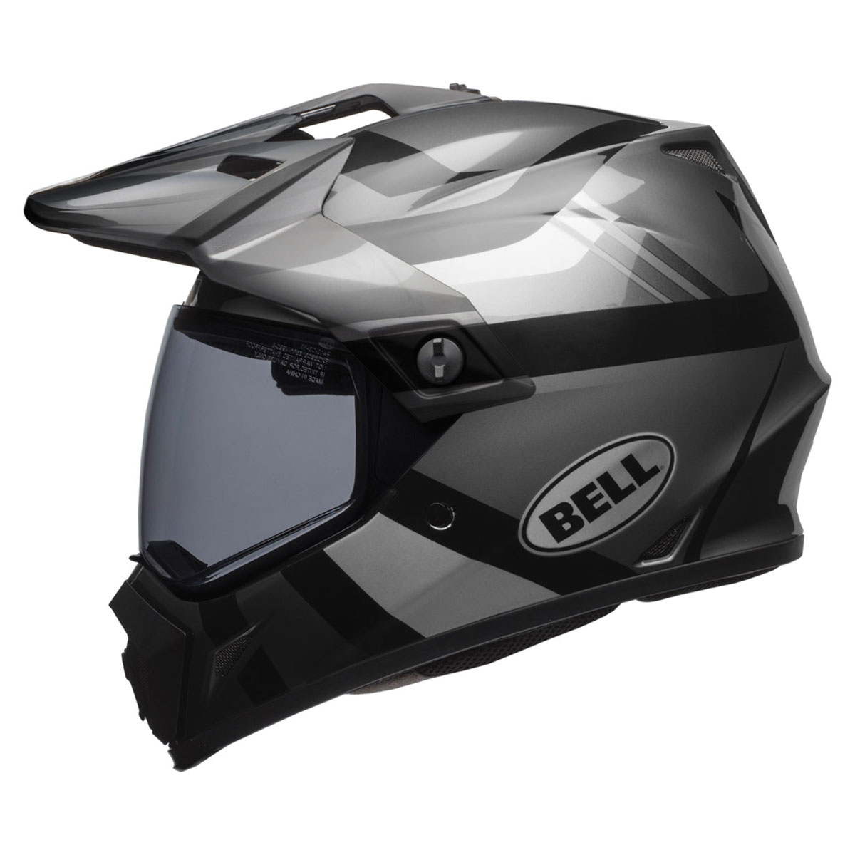 Bell MX-9 Adventure MIPS LE Blackout Marauder Dual Sport Helmet