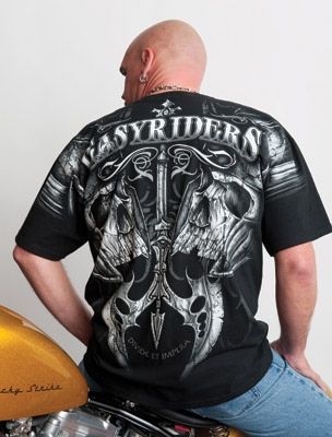 Easyriders Battle Axe Short-Sleeve T-shirt