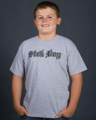 Sick Boy Kid's T-shirt