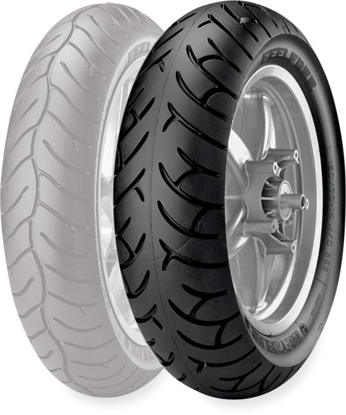 Metzeler FeelFree 130/70-13 Rear Tire