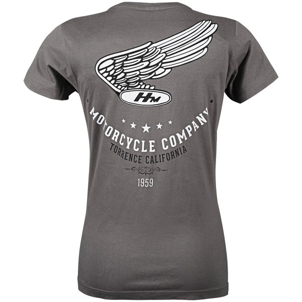Honda Motor Company Ladies T-shirt