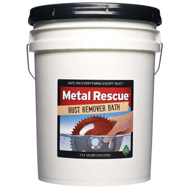 Workshop Hero Metal Rescue Rust Remover