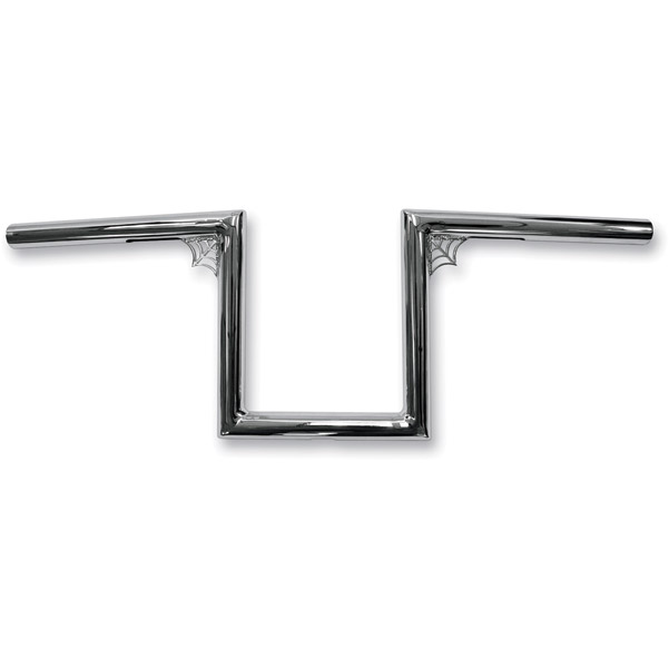 LA Choppers 1″ Chrome Old School Handlebars