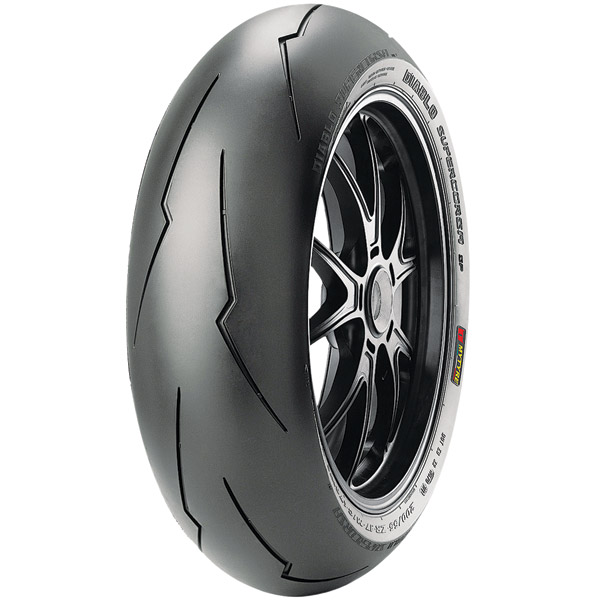 Pirelli Diablo Supercorsa SP V2 180/60ZR17 Rear Tire