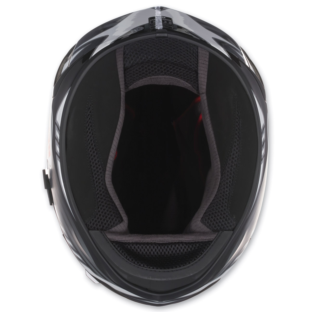 Bell Star Pinned Black Carbon Full Face Helmet