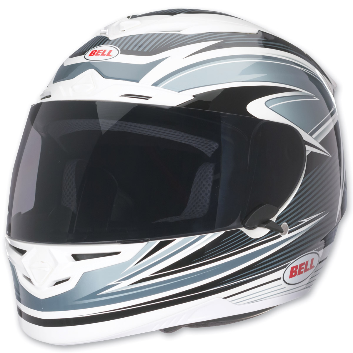 Bell RS-1 Servo Black Full Face Helmet