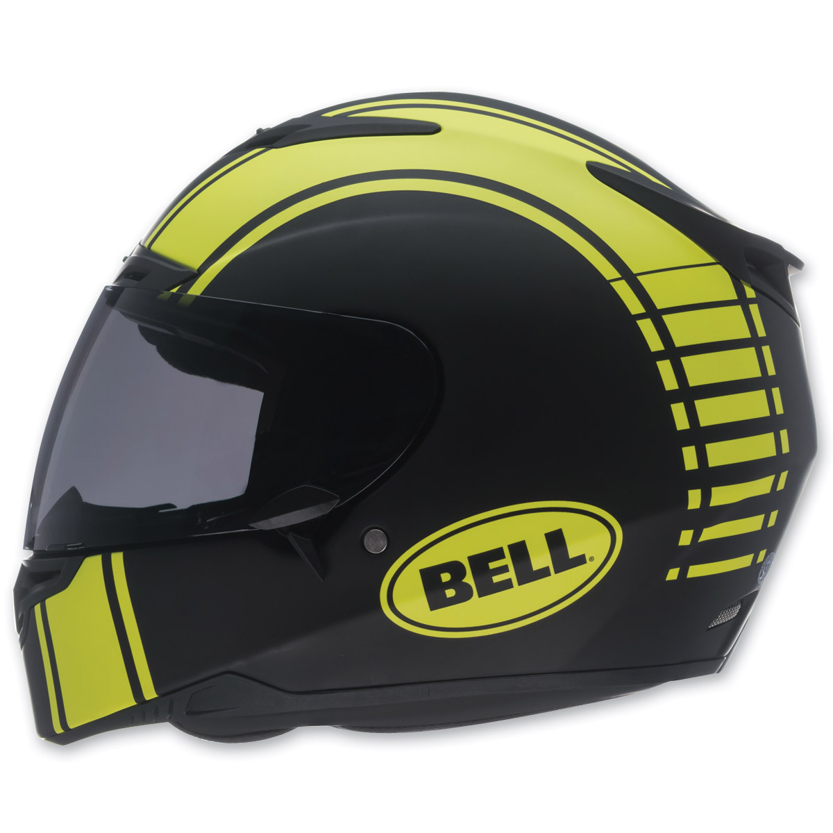 Bell RS-1 Liner Matte Black Full Face Helmet