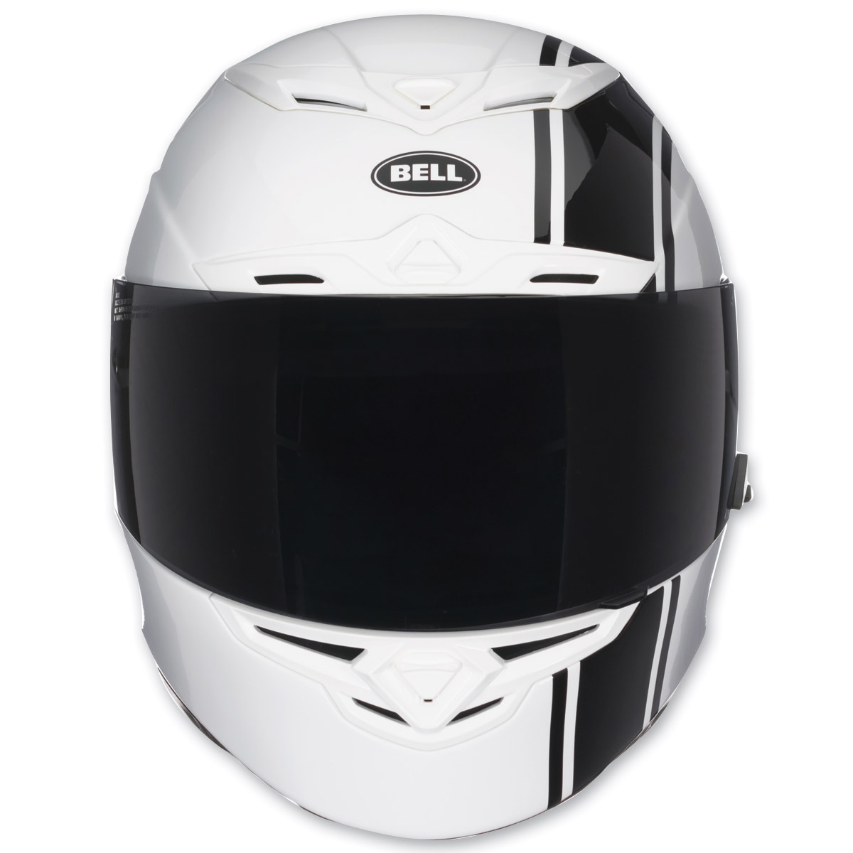 Bell RS-1 Liner Pearl White Full Face Helmet