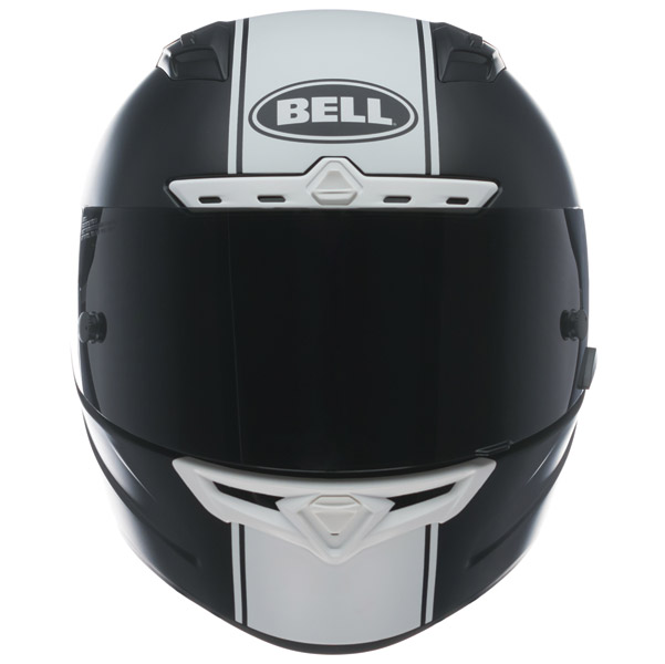 Bell Vortex Rally Matte Black Full Face with Face Shield Helmet