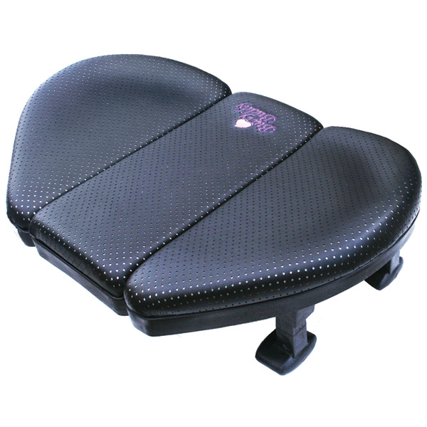 Butty Buddy Passenger Seat for Over Seat Application