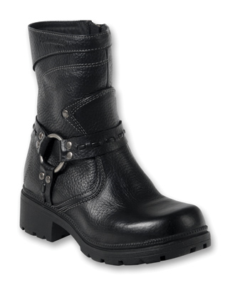 Milwaukee Motorcycle Clothing Co. Women's Daredevil Boot - B Width