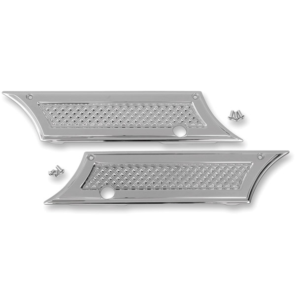 Eddie Trotta Designs Chrome Latch Covers