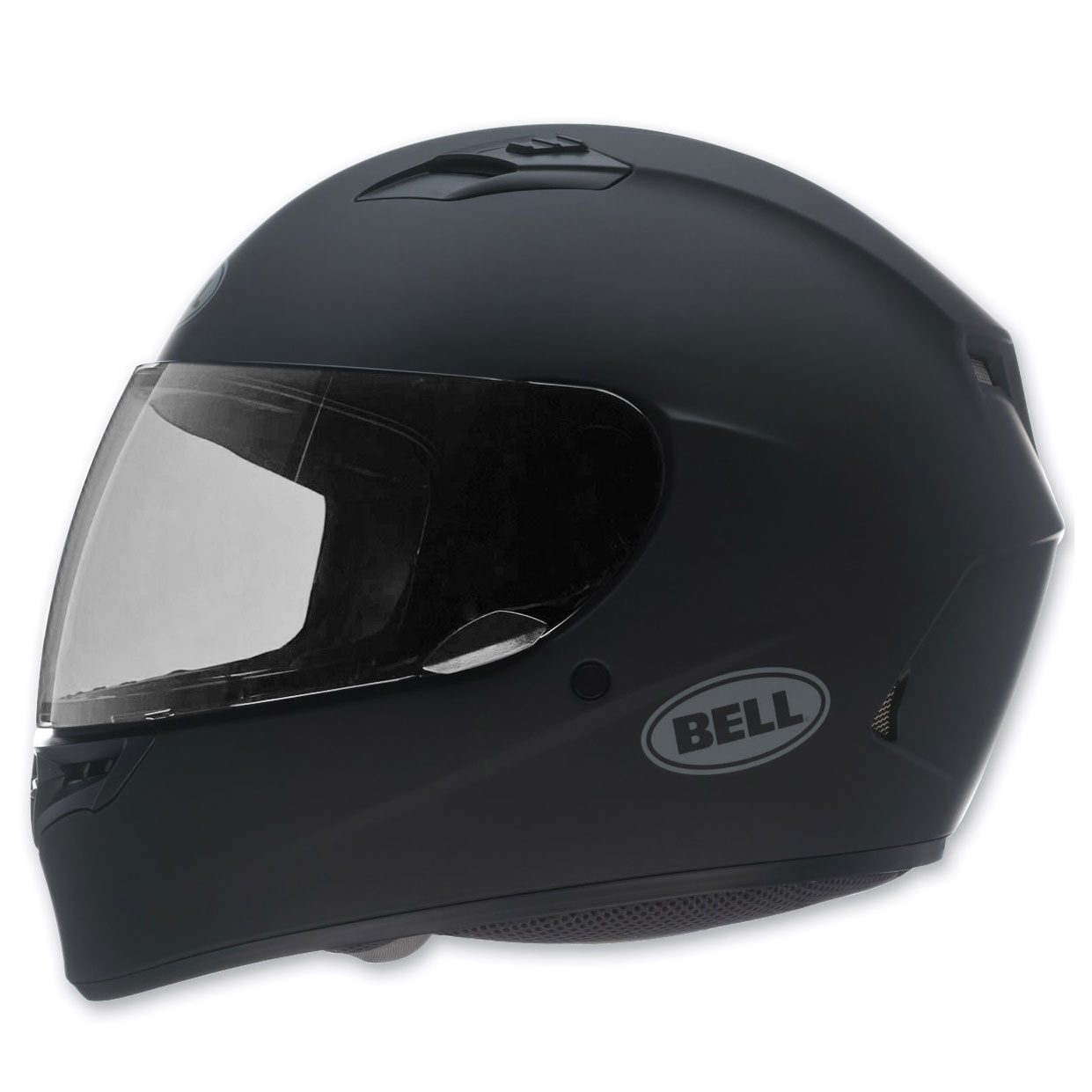 Bell Solid Matte Black Qualifier Full Face Helmet
