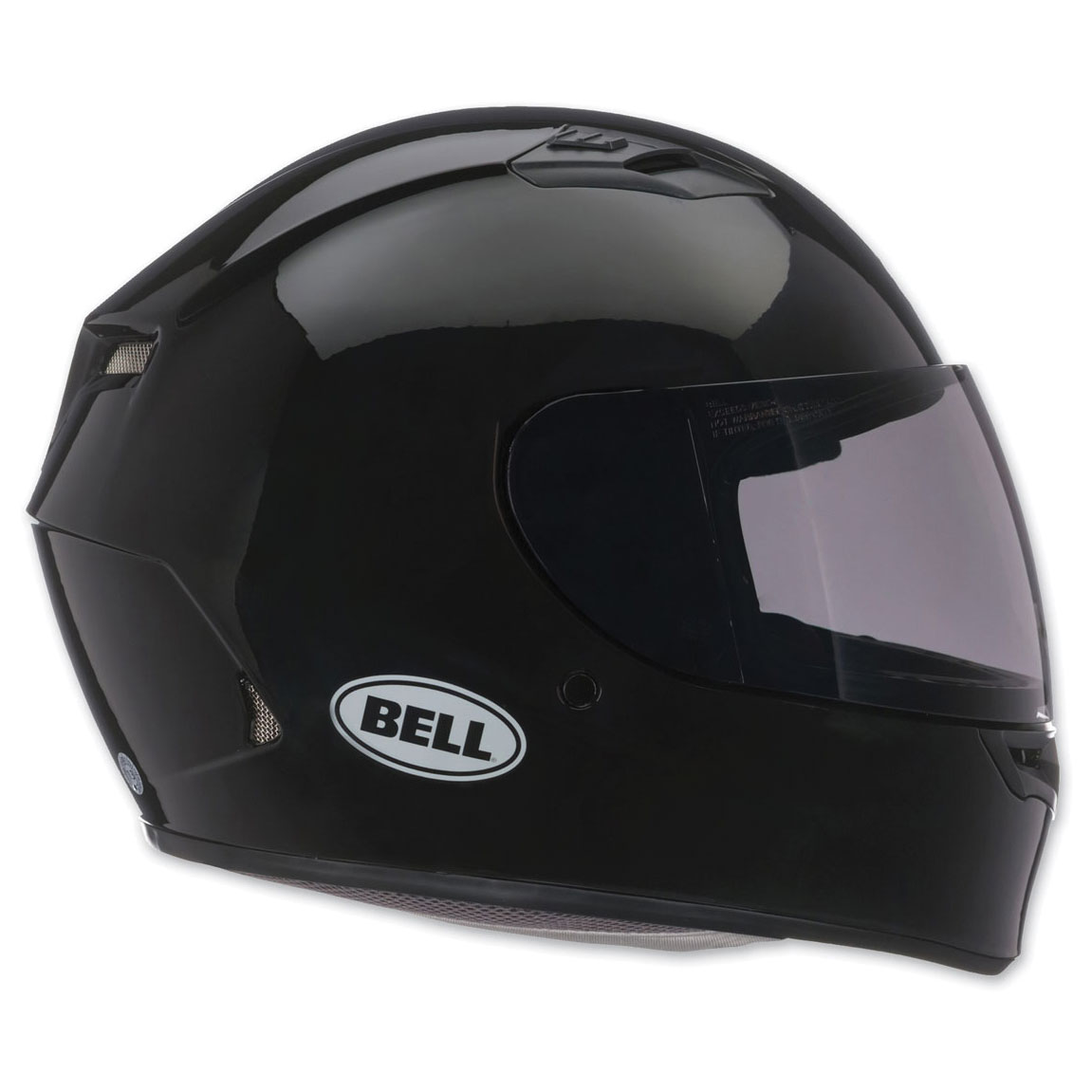 Bell Solid Black Qualifier Full Face Helmet