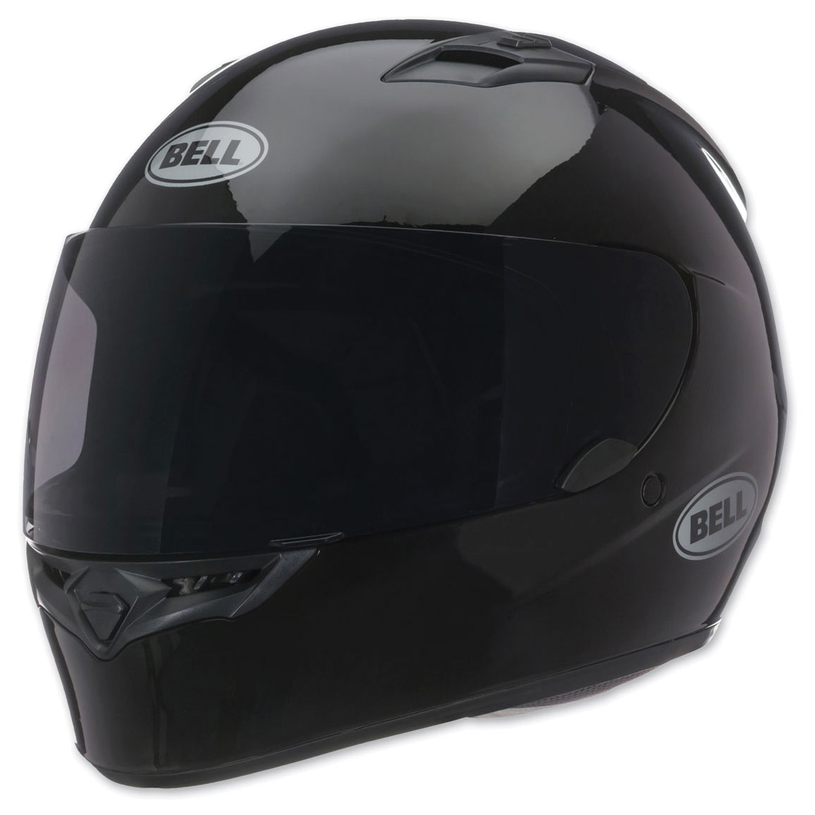 Bell Gloss Black Qualifier Full Face Helmet