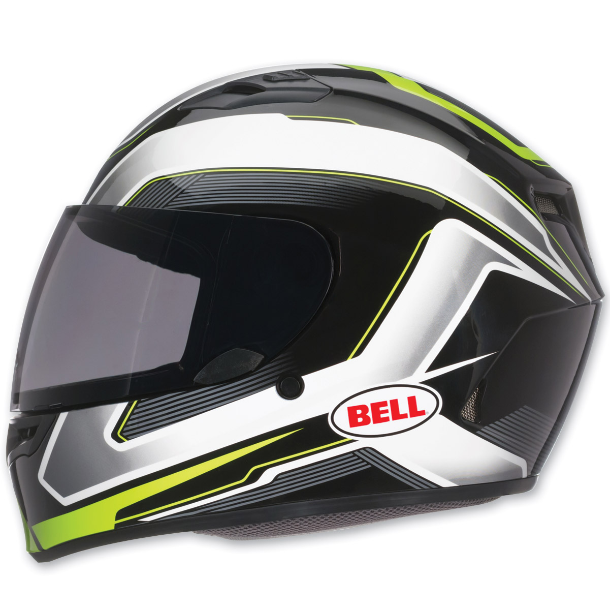 Bell Cam Green Qualifier Full Face Helmet