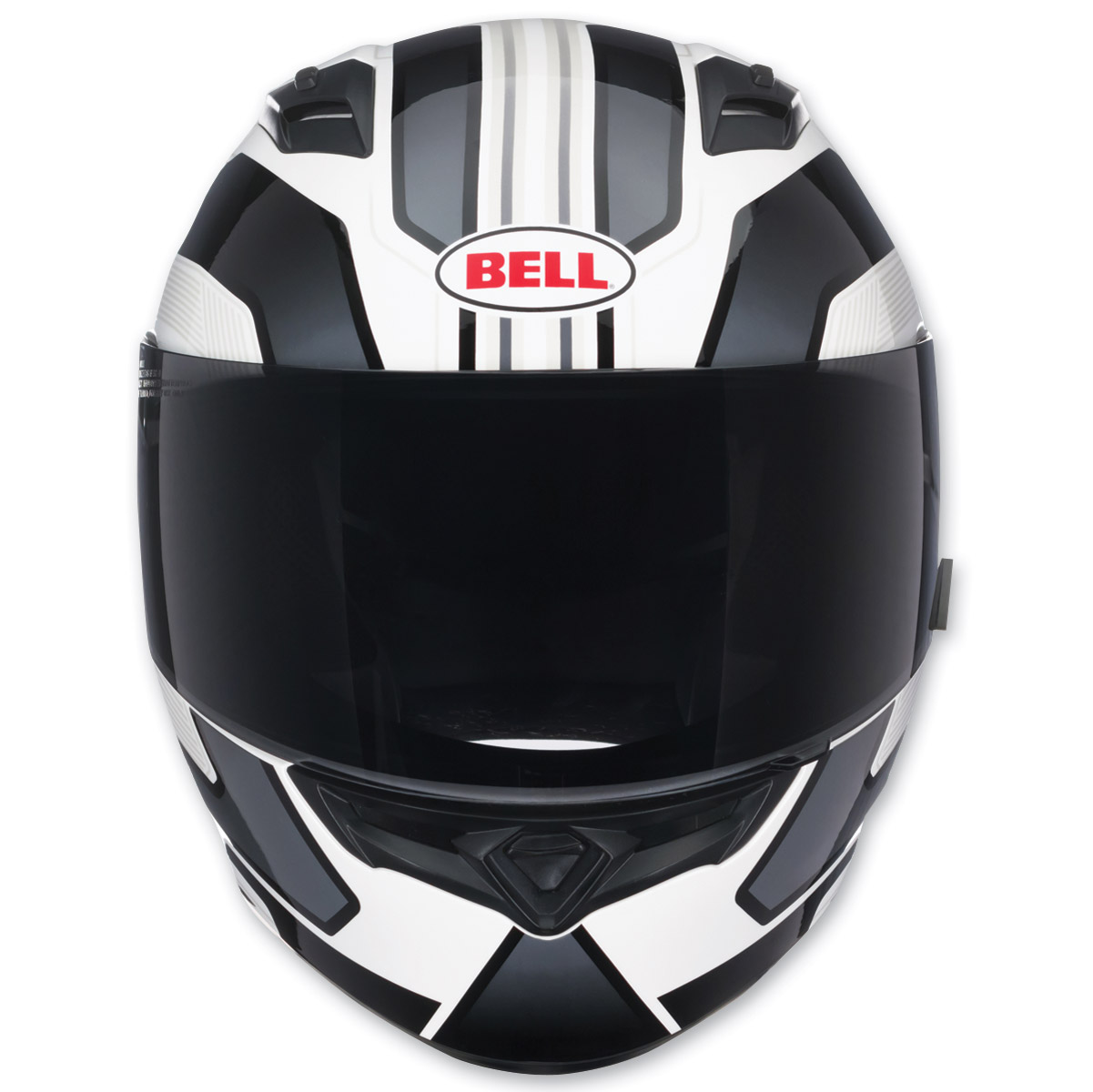 Bell Cam Black Qualifier Full Face Helmet