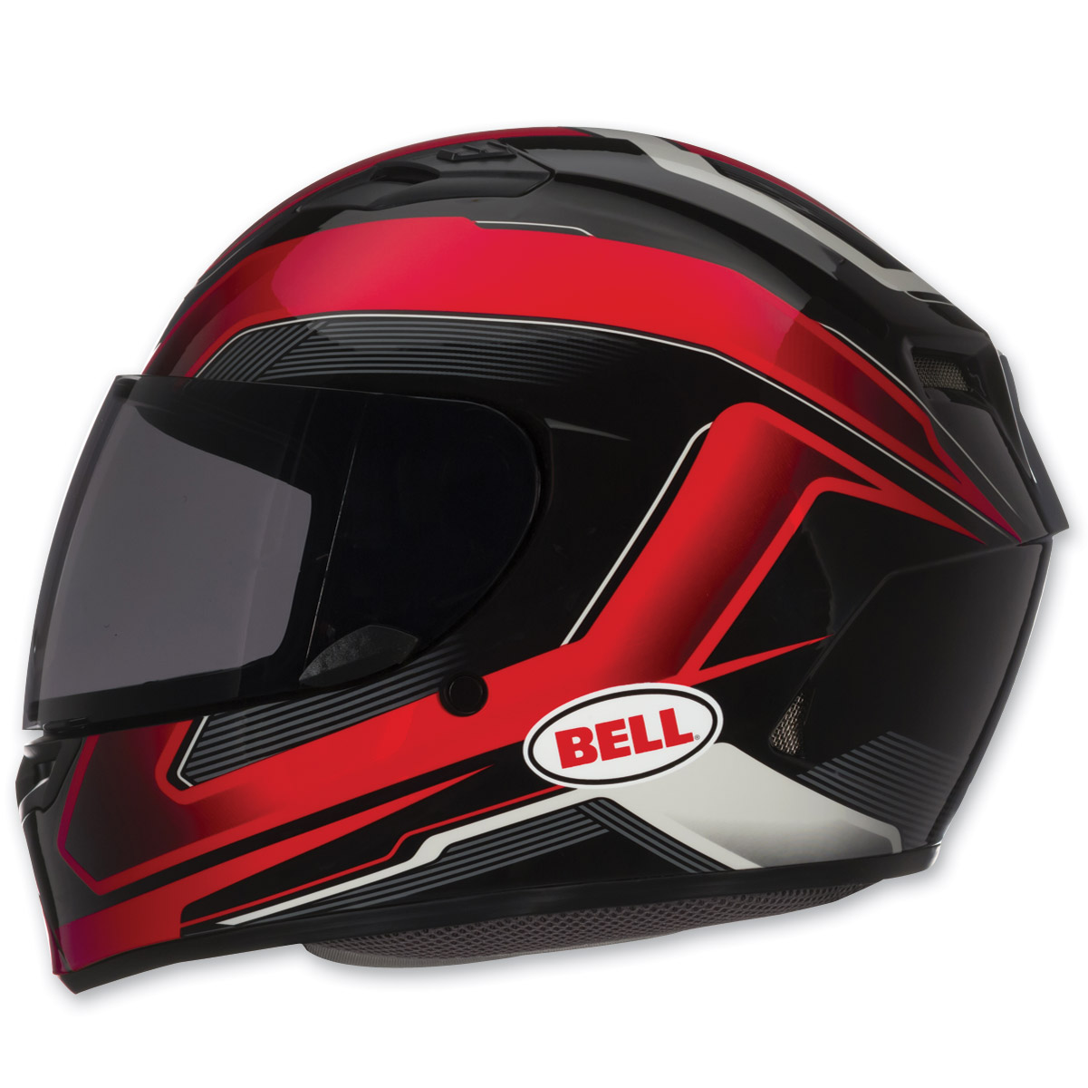 Bell Cam Red Qualifier Full Face Helmet