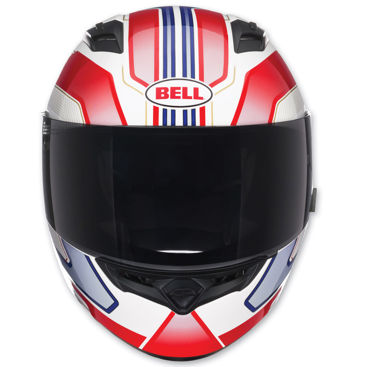 Bell Cam Blue Qualifier Full Face Helmet