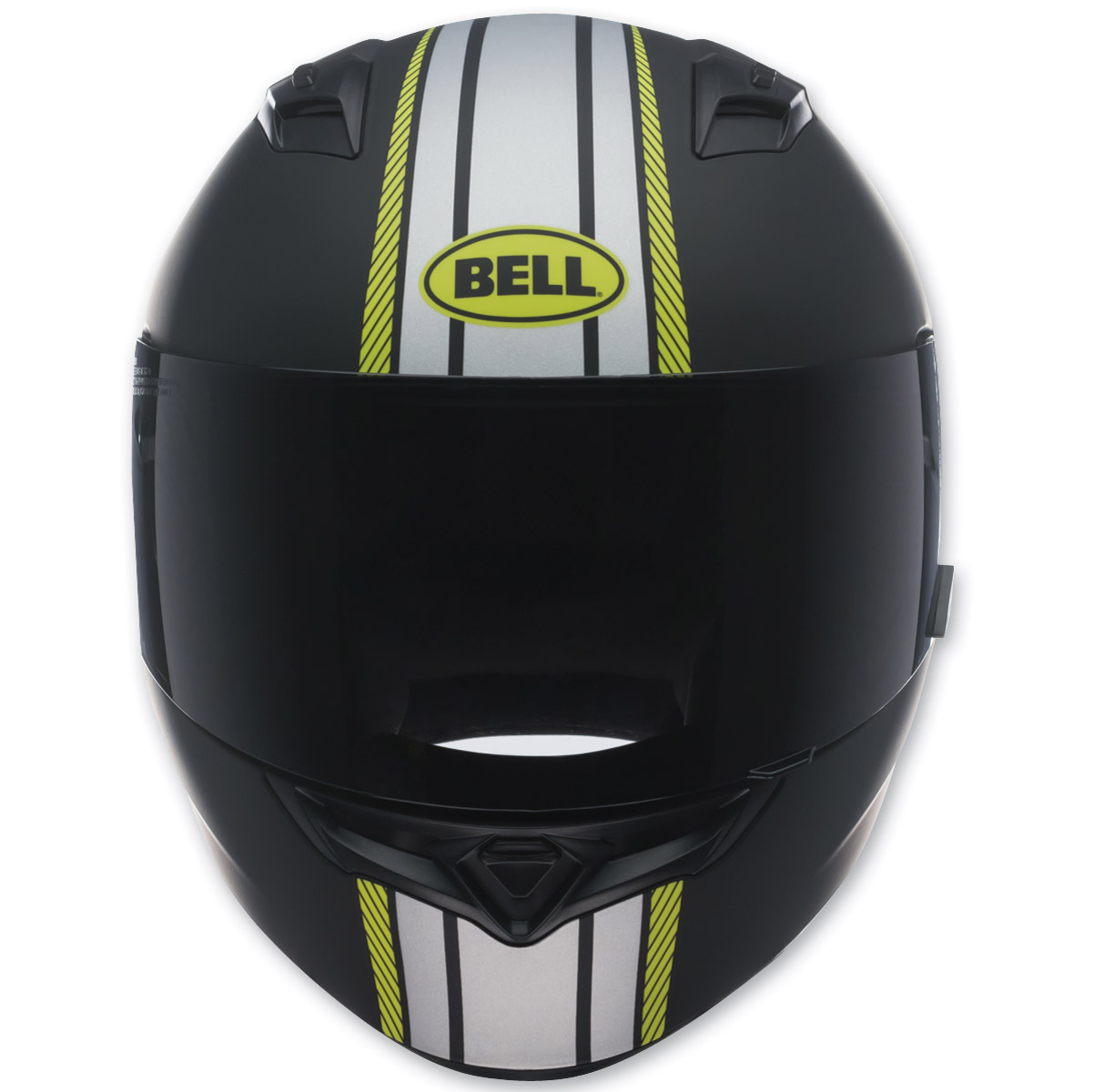 Bell Hi-Viz Rally Qualifier Full Face Helmet