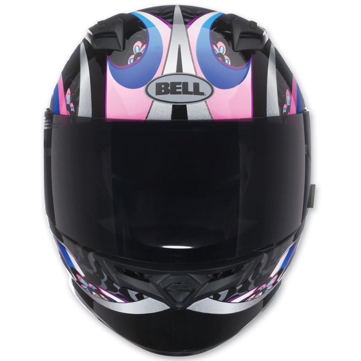 Bell Coalition Black/Pink Qualifier Full Face Helmet