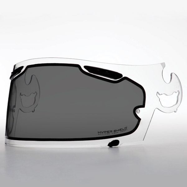 InVision HYPER SHIELD Tinted Visor Insert for Arai