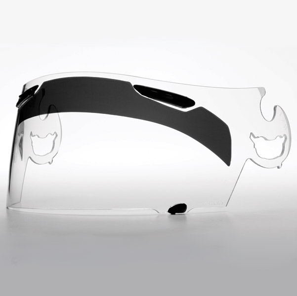 InVision SPEED TINT Sun Down Visor Insert for Arai