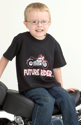J&P Cycles® 'Future Rider' T-shirt