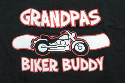 J&P Cycles® 'Grandpa's Biker Buddy T-shirt