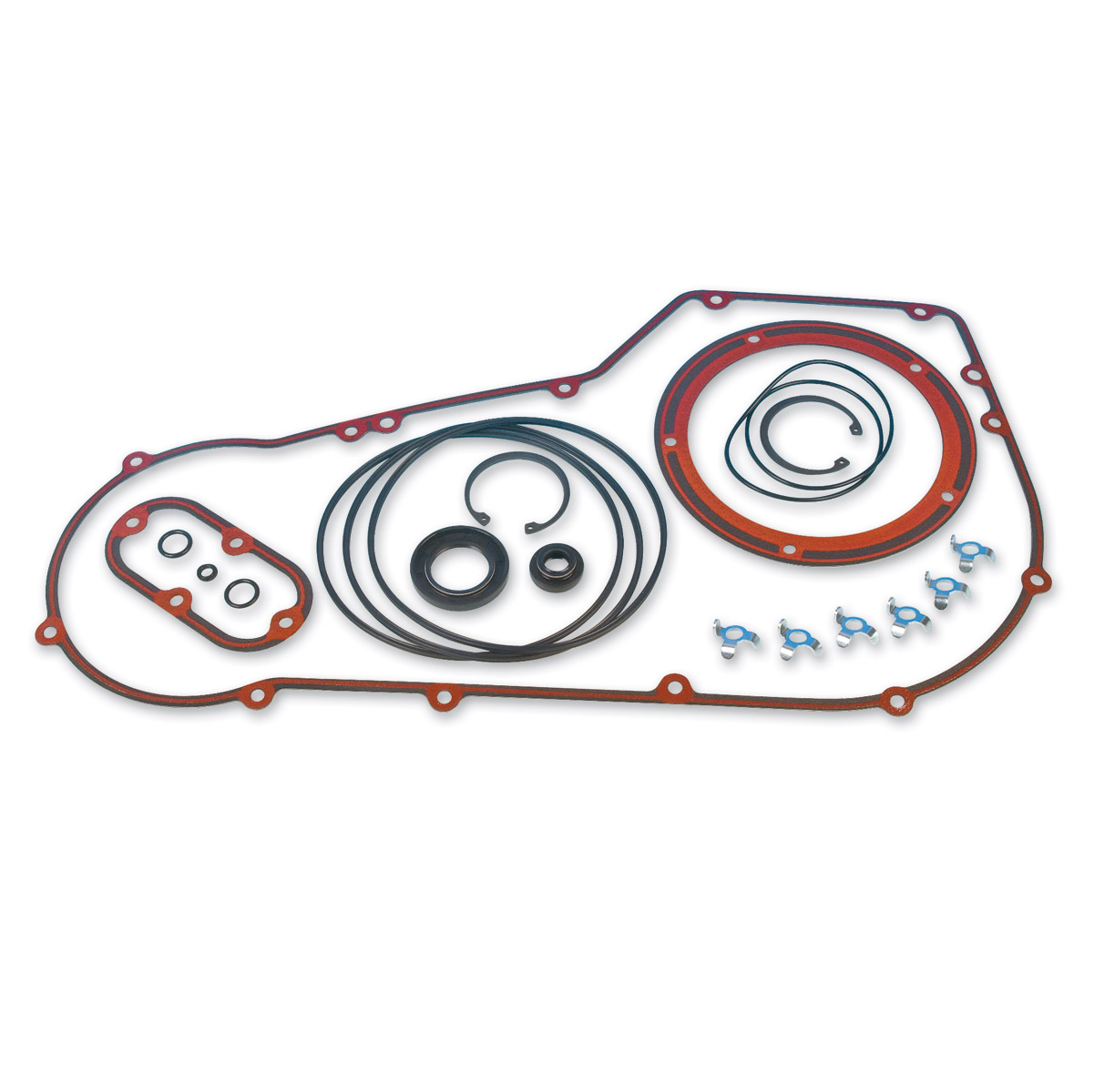Genuine James Foamet Primary Cover Gasket Kit