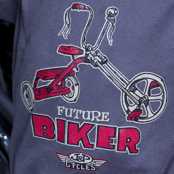 J&P Cycles® Future Biker Onesie