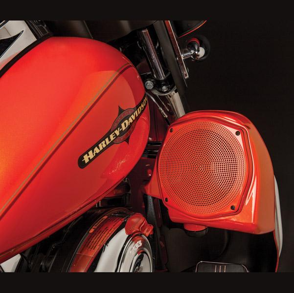 J&M ROKKER XX Series 7-1/4″ Lower Fairing Speaker Kit