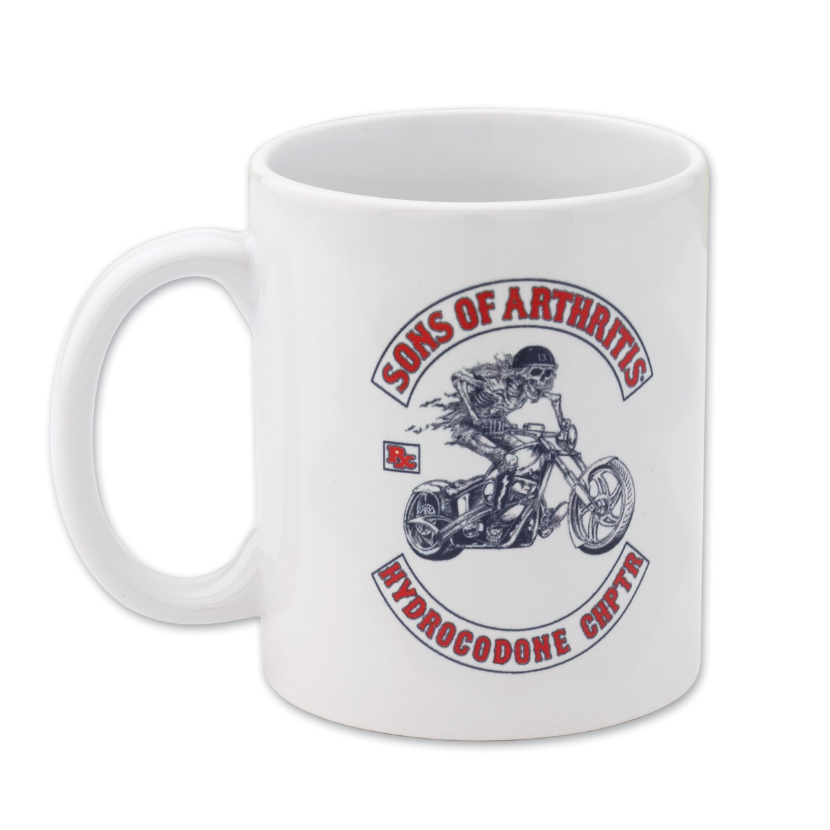 Sons of Arthritis Hydrocodone Chapter Mug