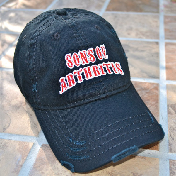 Sons of Arthritis Cap