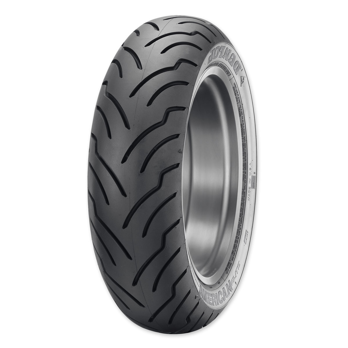 Motorcycle tires save big on tires jp cycles dunlop american elite mt90b16 rear tire geenschuldenfo Image collections