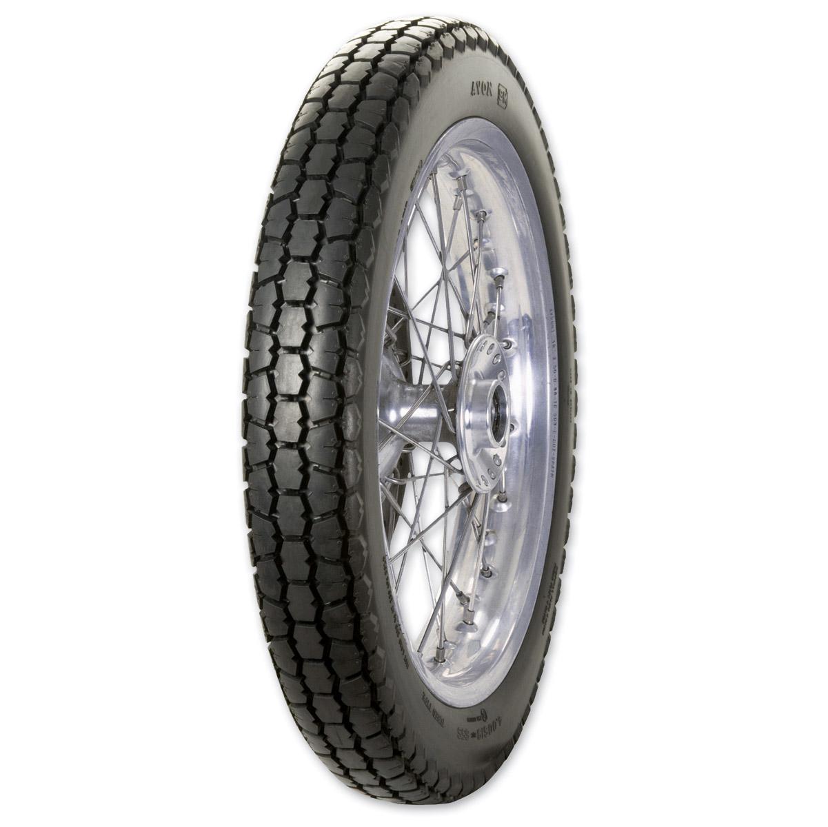 Avon AM7 Safety Mileage 4.00-19TT Rear Tire