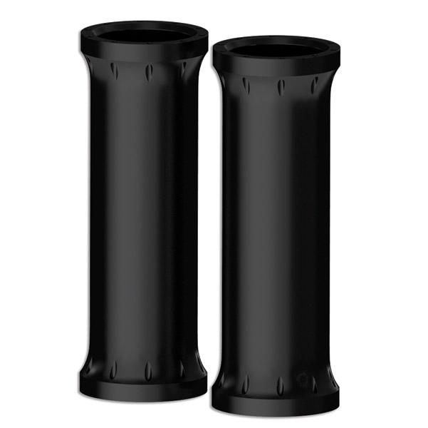 Roland Sands Design Chrono Black Ops 49mm Upper Fork Cover