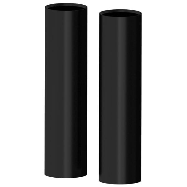Roland Sands Design Smoothie Gloss Black 49mm Upper Fork Cover