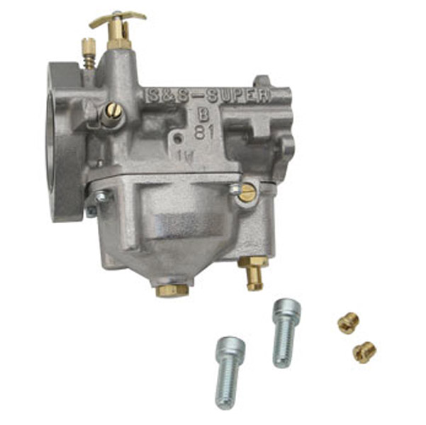 S&S Cycle Super B Carburetor Assembly