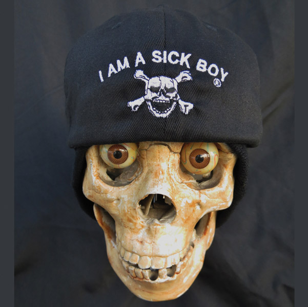 Sick Boy Flex Fit Hat
