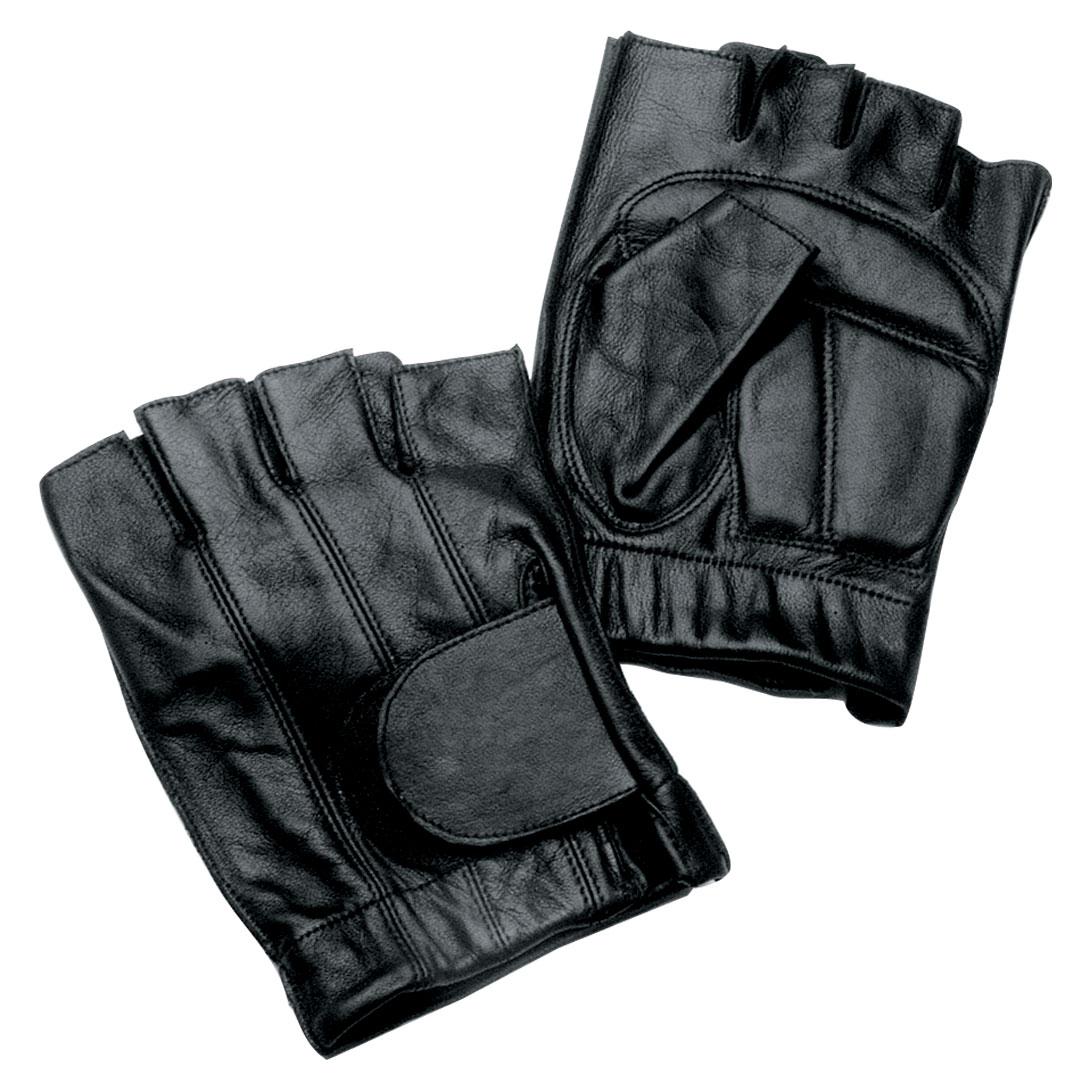 J&P Cycles® Fingerless Gel Gloves