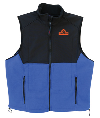 ThermaFur Air Activated Heating Ultra Fleece Vest